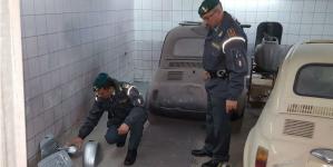 Officine meccaniche abusive: cinque sequestrate