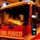 Incendio in un albergo che ospita migranti: 6 intossicati