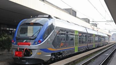 Arrivano i treni 'Jazz' per i pendolari