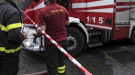 Bambino ustionato dalle fiamme di una stufa a gas