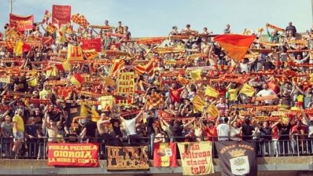 Fidelis Andria – Lecce: derby vietato ai tifosi salentini