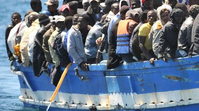 Sbarco di migranti, soccorse 71 persone