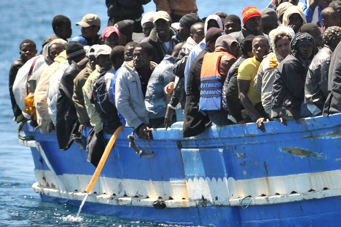 Migranti, 45 persone sul litorale di Gallipoli