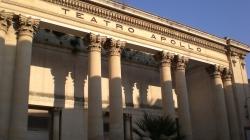 Teatro Apollo, inaugurazione il 3 febbraio