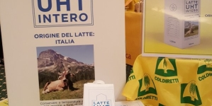 Latte: via libera all'etichetta 'made in Italy'
