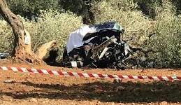 Grave incidente tra Veglie e Porto Cesareo