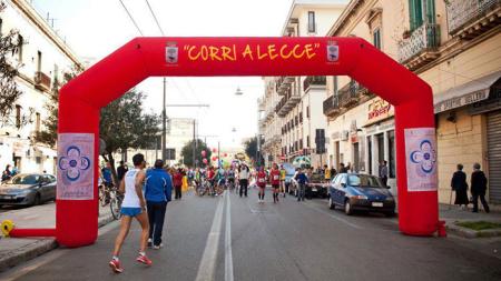 'Corri a Lecce', conto alla rovescia
