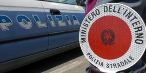 Controlli della Polizia sulla A16