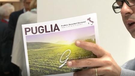 Gaffe a ProWein e Vinitaly: i vitigni pugliesi sono cileni