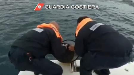 Pesca di frodo a Porto Cesareo