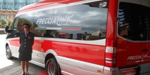 Parte FrecciaLink di Trenitalia