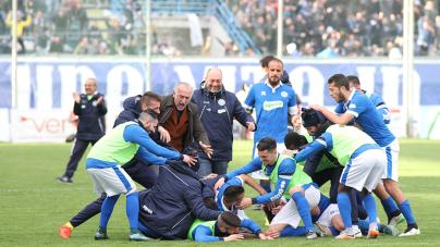 Lecce – Fidelis Andria: divieto di trasferta