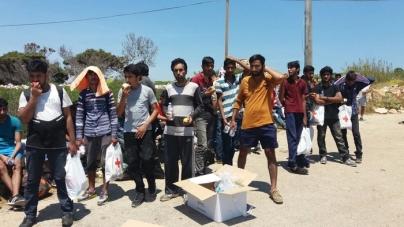Migranti: sbarcati in 78 a Santa Maria di Leuca