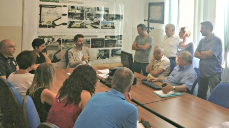 Il sindaco Salvemini incontra i dipendenti comunali