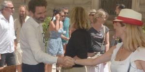 Vive le cinéma – i protagonisti del Festival visitano Lecce
