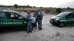 Abusivismo edilizio: manufatti sequestrati e 4 persone denunciate