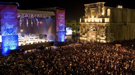 Notte della Taranta, attesi in 200mila per il Concertone del 26 agosto