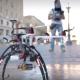 Rubano tre droni e tentano la fuga: inseguiti e fermati dalla polizia