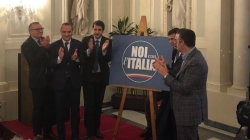"""Nasce """"Noi con l'Italia"""", Fitto presidente della nuova formazione politica"""