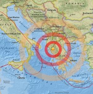 Violenta scossa di terremoto in Grecia, trema anche il Salento