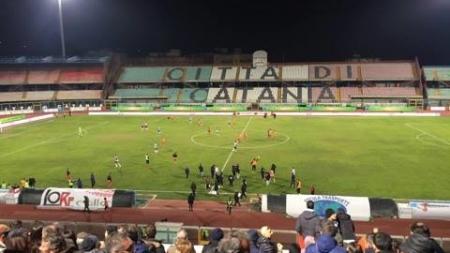 Sicula Leonzio – Lecce: un pari per l'allungo in vetta