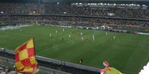 """Lecce fermato in casa dal Matera: è 0-0 al """"Via del Mare"""""""