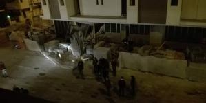Bomba nel cantiere di un albergo a Gallipoli, danni ingenti