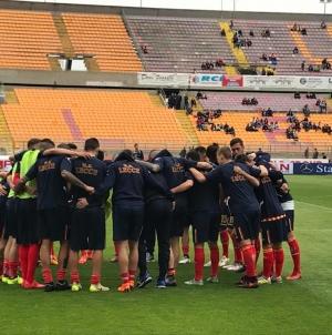 Altro passo verso la B, il Lecce batte il Fondi 2-0
