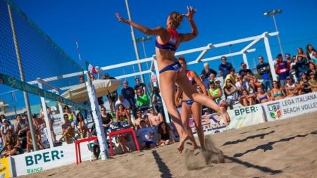 Beach volley: il 7 giugno da Lecce parte la corsa al tricolore