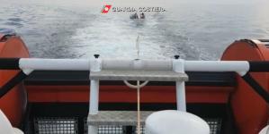 Problema all'elica, natante alla deriva: soccorse due persone
