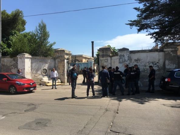 Centro sociale sequestrato a Lecce