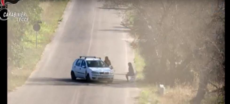 Incastrato ed arrestato l'autista delle prostitute