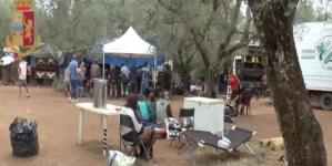 Rave fra gli ulivi del Salento, proposto foglio di via per 39 persone
