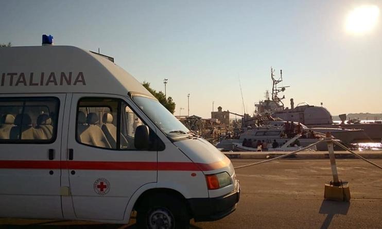 Nuovo sbarco di 47 migranti sull'Isola di Sant'Andrea