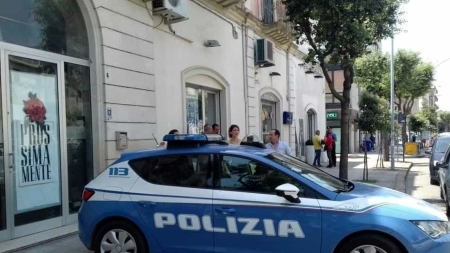 Rapina a gioielleria di Nardò: arrestati due brindisini