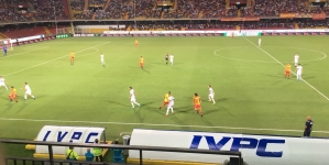 Da 0-3 a 3-3, pari con tanti rimpianti per il Lecce a Benevento