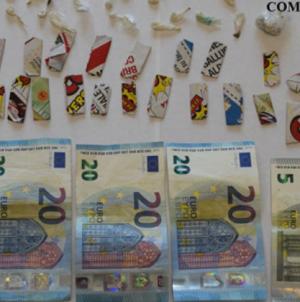 Da Napoli per spacciare eroina e droga dello stupro: 2 arresti