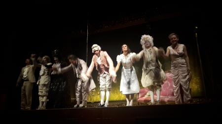 Il Misantropo di Molière in scena per i Teatri della Cupa