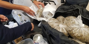 Scoperto bazar della droga in casa di due fratelli: entrambi in manette