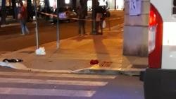 Scoppia una violenta rissa in zona stazione: uomo ferito con taglio alla gola