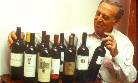 Addio a Severino Garofano, padre nobile del vino meridionale