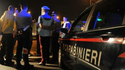 Raid punitivo per furto non commesso: arrestate sei persone