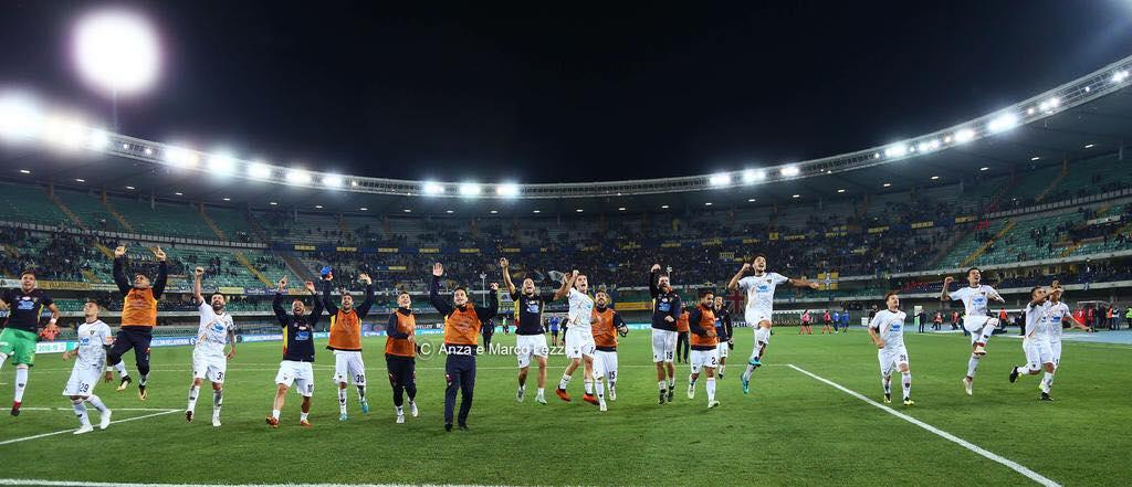 Impresa del Lecce a Verona: 0-2 firmato da La Mantia e Mancosu