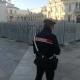 Scritte contro la polizia a Lecce
