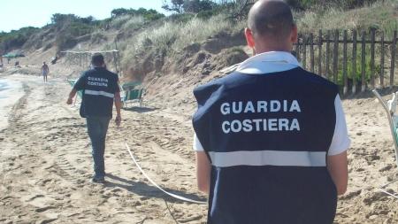 Sequestrato stabilimento balneare a Torre Castiglione