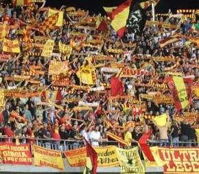 Il Lecce vince il derby col Taranto