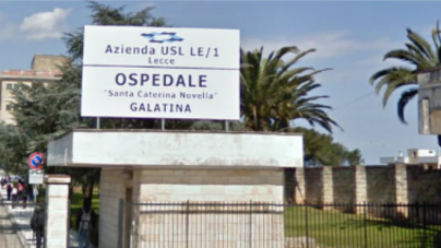 Incendio all'ospedale Santa Caterina Novella