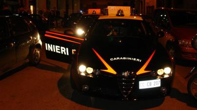 Due rapine a Squinzano e Surbo, preso un 40enne dopo inseguimento