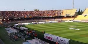 """Festa Lecce al """"Via del Mare"""": dopo sei anni il ritorno in Serie B"""