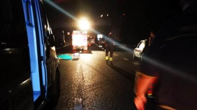 Tragedia sulla statale 16: 50enne travolto e ucciso da automobilista